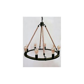 Eglo FINDLAY Vintage Ring Ceiling Light