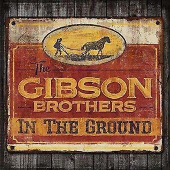 Gibson Brothers - From the Ground [CD] USA import