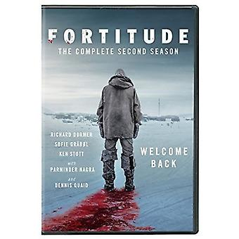 Fortitude: Säsong 2 [DVD] USA import