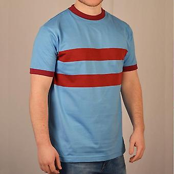 West Ham - Thames Iron Works 1960s Away retrò maglia di calcio