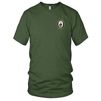 US Navy USS Arctique ville AOE-8 brodé Patch - dames T Shirt