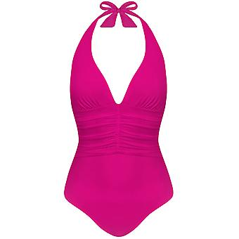 Seaspray 33-2857 Women's Just Colour Lipstick Pink Shaping Swimsuit