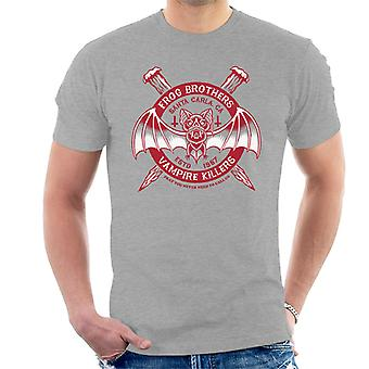 The Lost Boys Frog Brothers Vampire Killers Red Men's T-Shirt