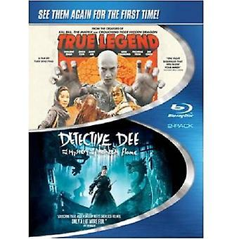 Detective Dee /True opschrift [BLU-RAY] USA import