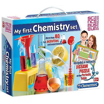 Clementoni Science Museum - My First Chemistry Set~