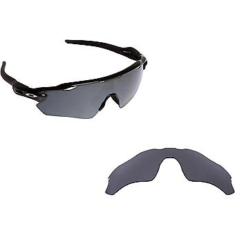 Radar EV Path Replacement Lenses Polarized Silver by SEEK fits OAKLEY Sunglasses