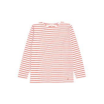 Armor Lux Heritage Sailor T-Shirt White & Red