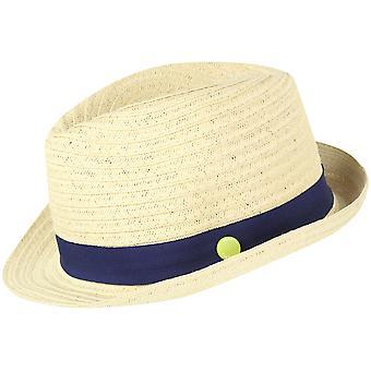 Regatta Boys & Girls Takiyah Ribbon Polyester Woven Fedora Style Hat
