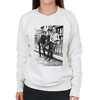Siouxsie And The Banshees In London 1977 Damen Sweatshirt