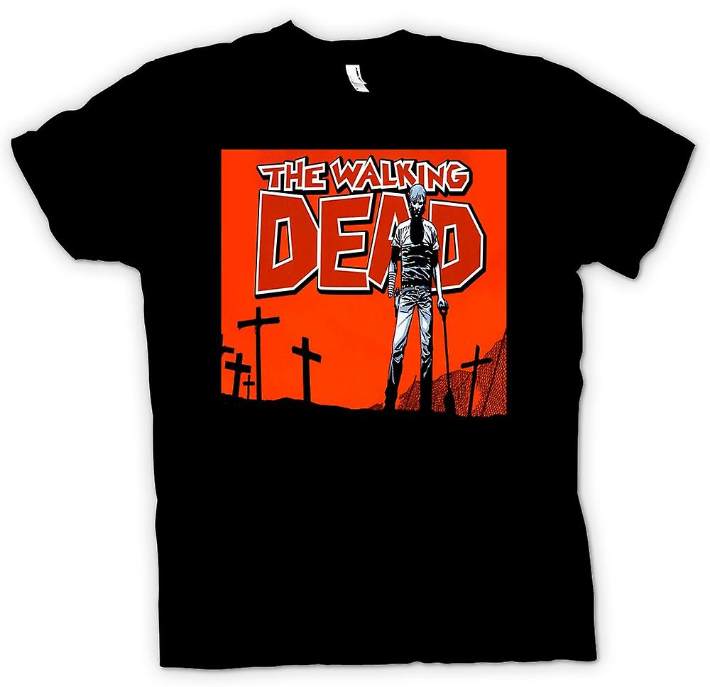 T-shirt-Zombie The Walking Dead - Horror