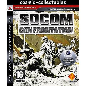 SOCOM Confrontation - spel bara (PS3)