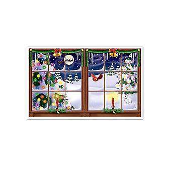 Navidad nieve Insta-vista 3' 2