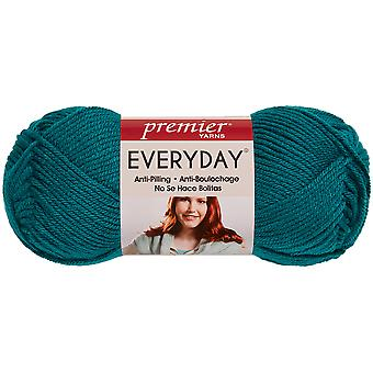 Deborah Norville Collection Everyday Solid Yarn-Peacock