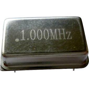 Crystal oscillator TFT680 10 MHz DIP 14 CMOS 10.000 MHz 20.7 mm 13.1 mm 5.3 mm