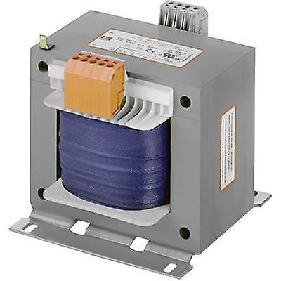 Transformateur de sécurité de 250 24 bloc pape alla, comhommede transformateur, transformateur d'Isolation 1 x 230 V, 400 V 2 x 12 V AC 250 VA 10.417 A