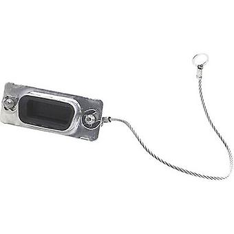 Protective cap Conec 15-000010 Silver 1 pc(s)