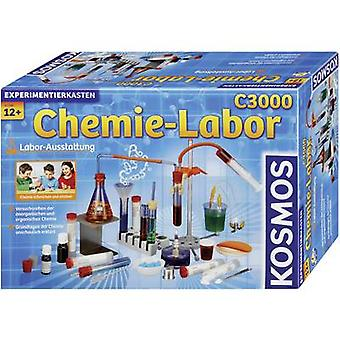 Science kit Kosmos Chemielabor C3000 640132 12 years and over