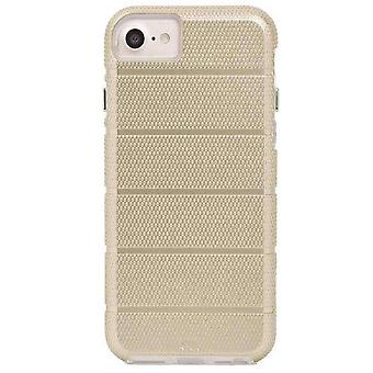 Case-Mate Tough Mag iPhone 7 Case - Champagne Gold