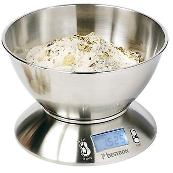 Bestron Digital Kitchen Scale 5 kg (Kitchen , Cookware , Kitchen Scale)