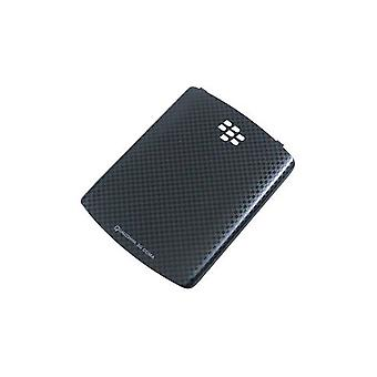 5 pack-OEM BlackBerry Curve 3G, Curve 8530, 8520 batterij deur/cover-zwarte Checker