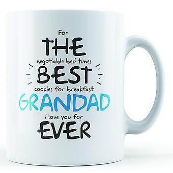 Para o melhor avô - caneca impresso