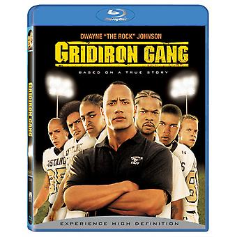 Gridiron Gang [BLU-RAY] USA import