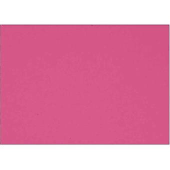 SALE - 100 Hot Pink A4 Card Sheets for Crafts | Coloured Card for Crafts