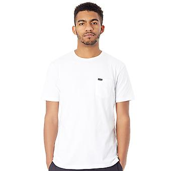 Animal White Young Pocket T-Shirt