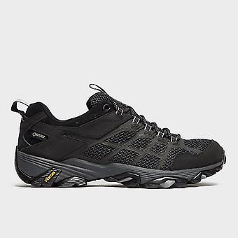 New Merrell Women's Moab FST 2 GORE-TEX® Walking Shoe Black