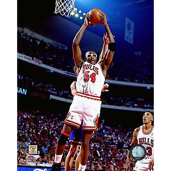 Horace Grant Game 3 of the 1993 NBA Finals Photo Print