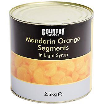 Country Range Mandarin Orange Segments in Syrup