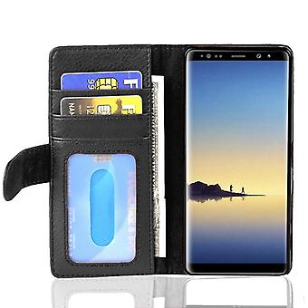 Cadorabo sleeve for Samsung Galaxy touch 8 - cell phone case with 3 credit card slots - case cover sleeve pouch bag book Klapp style