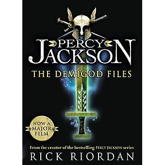 Percy Jackson - The Demigod Files by Rick Riordan - 9780141329505 Book