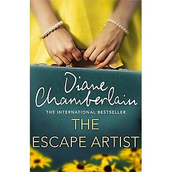 The Escape Artist by Diane Chamberlain - 9781447256731 Book