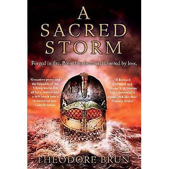 Une sacrée tempête par une sacrée tempête - livre 9781786490018