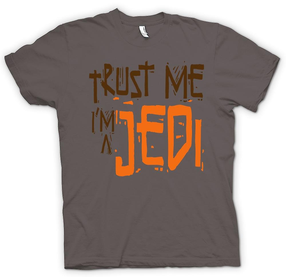 T-shirt - fidati di Me Io sono un Jedi - divertente