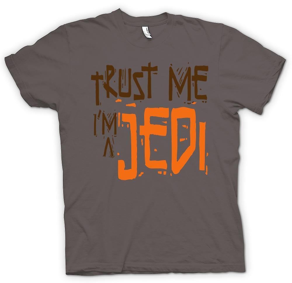 Womens T-shirt - Vertrau mir ich bin ein Jedi - lustig