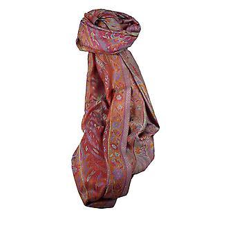Jamawar Premium Silk stal mönster 8476 av Pashmina & Silk