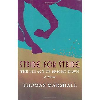 Stride for Stride: A Legacy of Bright Dawn Novel