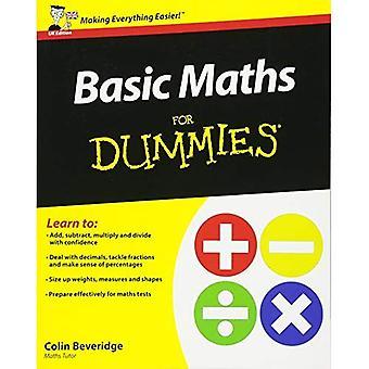 Matemática básica para Dummies