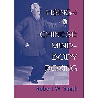 Hsing-I, Chinese Mind-body Boxing
