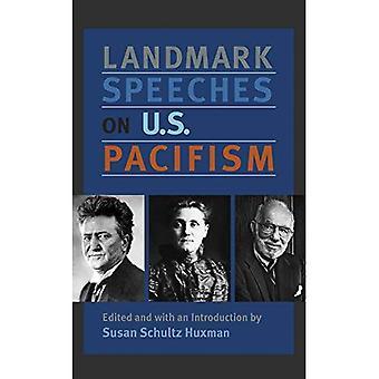 Discours historique sur le pacifisme US (discours de point de repère: une série de livre)
