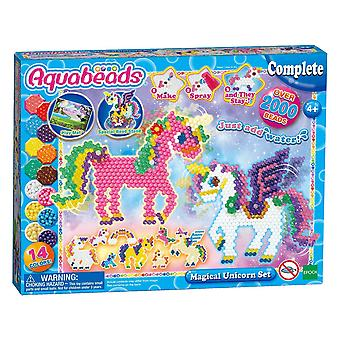 Aqua Beads 31489 Unicorn playset