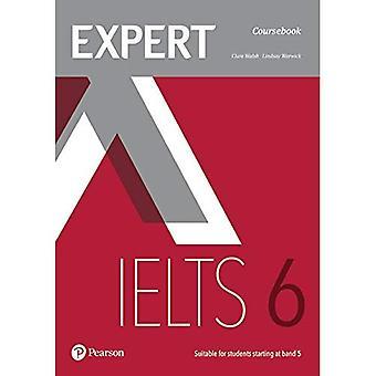 Expert IELTS 6 Coursebook (Expert)