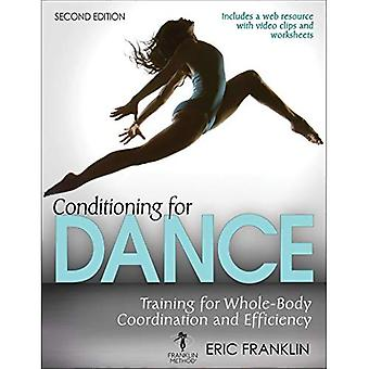 Conditioning for Dance 2nd Edition With Web Resource