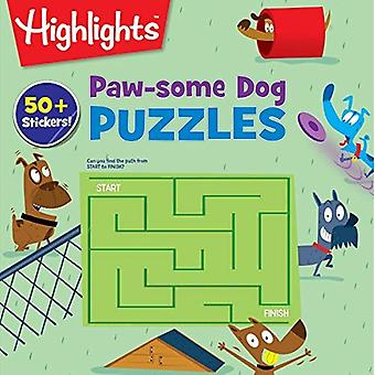 Paw-some Dog Puzzles (Puzzle Activity Fun)