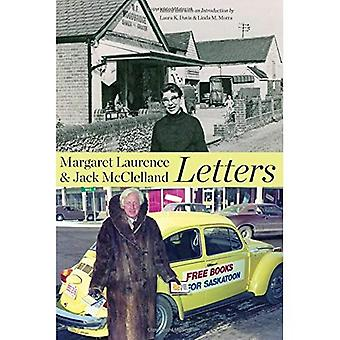 Margaret Laurence et Jack McClelland, lettres