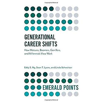 Generational Career Shifts: How Matures, Boomers, Gen Xers, and Millennials View Work (Emerald Points)