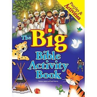 De grote Bijbel activiteit boek