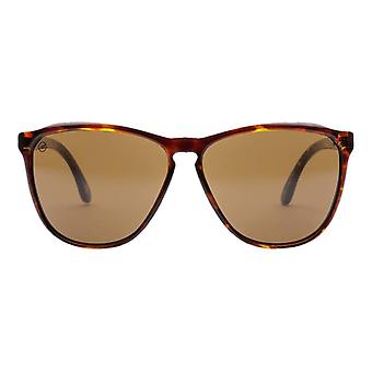 Electric California Encelia Sunglasses - Gloss Tortoise Shell/Bronze